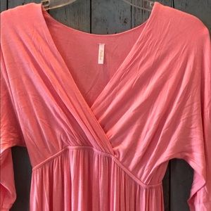 Pinkblush Other - Maternity Maxi Dress